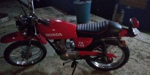 honda fs 125 moto rara para colecionadores