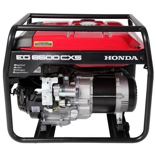honda generador eg 6500 cxs