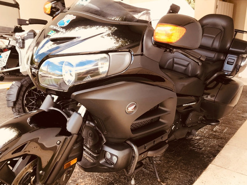 honda gold wing 2014