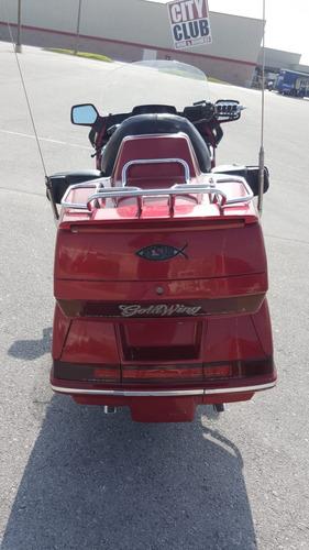 honda goldwing 1500cc. mod.1994 rojo candy