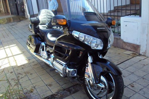 honda goldwing 1800 aspencade 2007   u$s 36.000