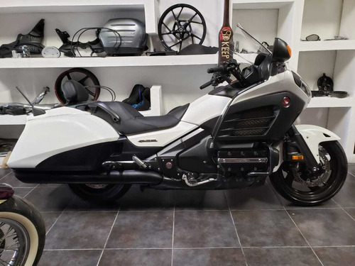honda goldwing 1800 f6b 2016 impecable simplemente nueva