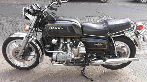 honda goldwing gl 1000 - 1978 - excelente -