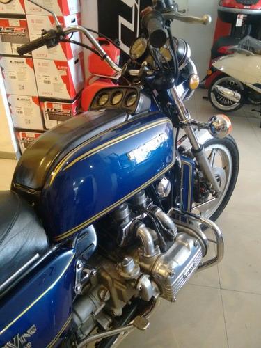 honda goldwing gl1000 1978 impecable agmotos