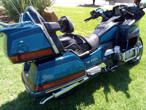 honda goldwing motos