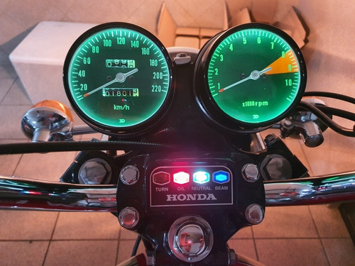honda honda cb 750 four