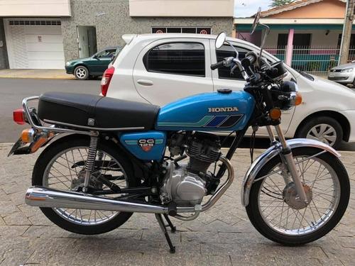 honda honda cg 125 1979