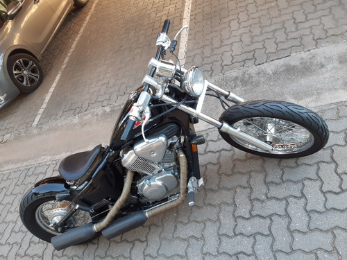 honda honda shadow vlx 600