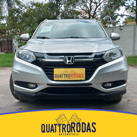 Honda Hr-v - 2016/2016 1.8 16v Flex Exl 4p Automático