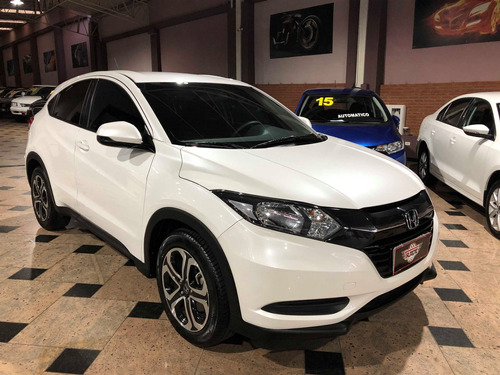 honda hr-v 1.8 16v flex lx 4p automático 2017/2018