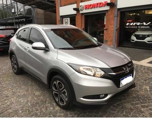 honda hr-v 1.8 ex cvt 2019 gris plata automatica dueño vende