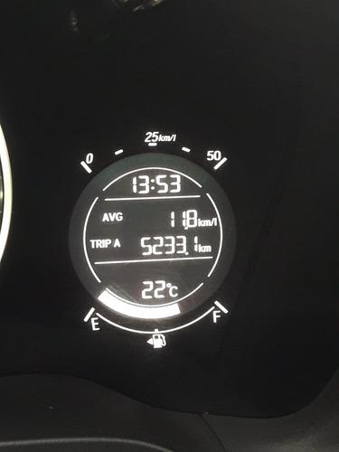 honda hr-v 1.8 exl, automático, 2016, única dona