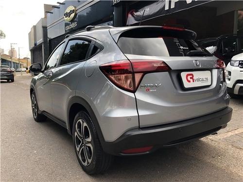 honda hr-v 1.8 flex touring 4p automático 2018 top linha