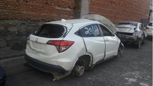 honda hr-v automática 2016 para partes