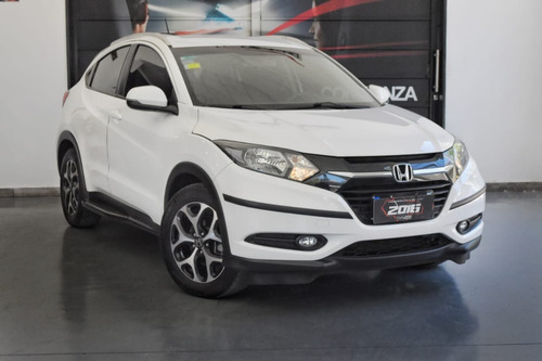 honda hr-v ex 1.8 cvt 2016 car cash