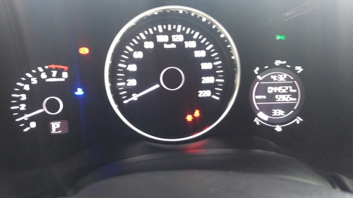 honda hr-v exl aut 2016  41mkm novinho