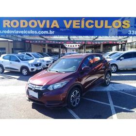 Honda Hr-v Lx Cvt 1.8 I-vtec