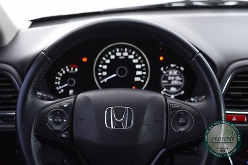honda hr-v touring 1.8 16v aut./2018