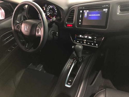 honda hr-v touring 1.8 flexone 16v 5p aut 2017