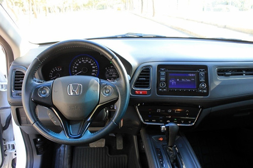 honda hrv 1.8 ex at 2017