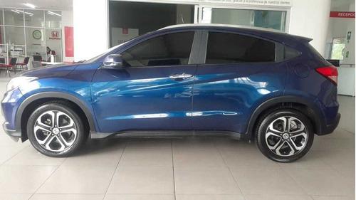 honda hrv exl 2016 at 4x4 azul