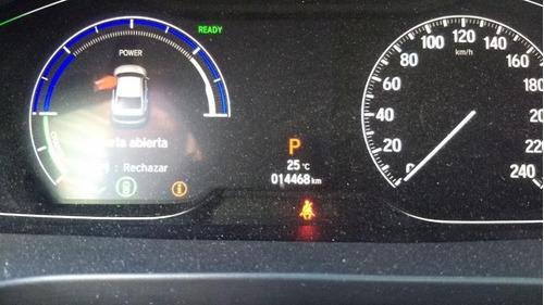 honda insight sedan 4p hibrido l4/1.5 aut