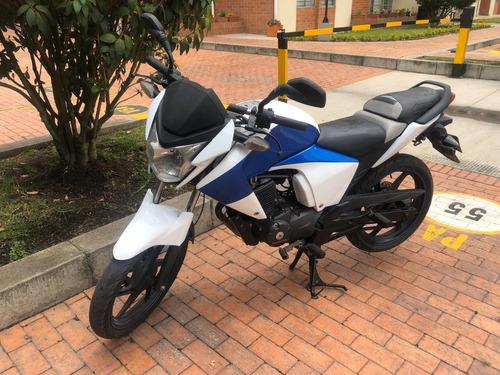 honda invicta 2013 150 cc michelin edicion especial