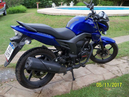 honda invicta cb 150 impecable!!!