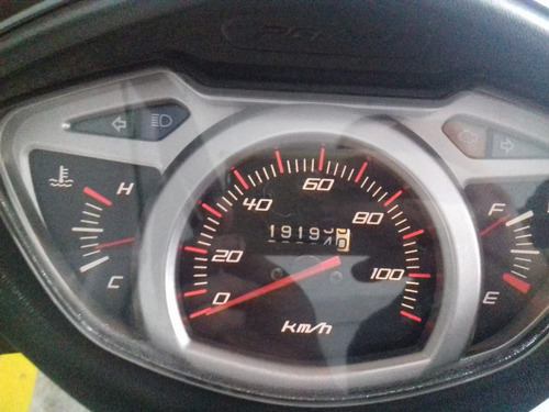 honda lead 110 - 2010 - nova - baixa km - unico dono