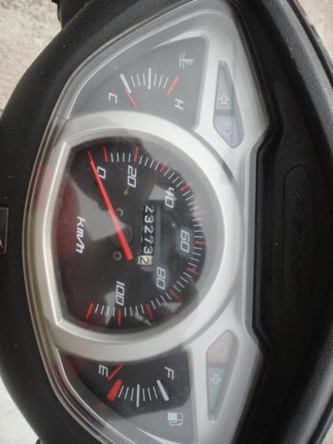 honda lead 110 preta 2011 conservada