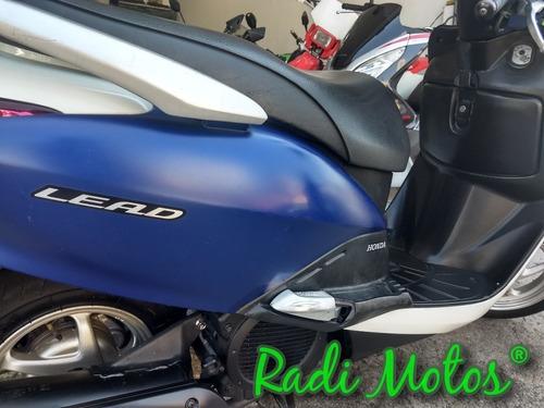 honda lead 110cc automatica 12x 630, linda moto