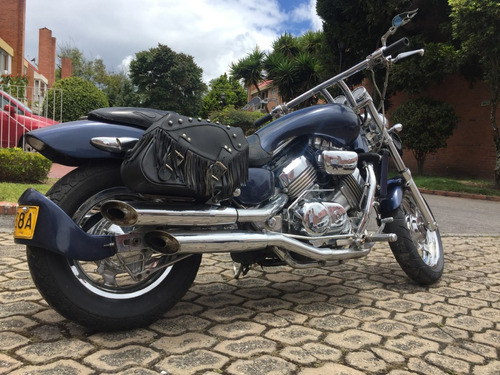 honda magna vf 750