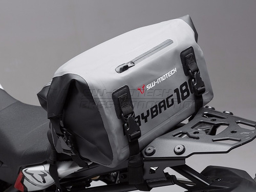 honda maleta impermeable moto dry bag 18lt sw motech