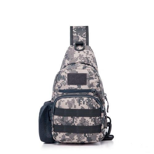 militar gray mochila bolso honda pecho pack táctico 4qOx7wS