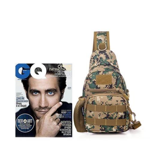 honda militar táctico pecho pack viaje al aire libre bolso