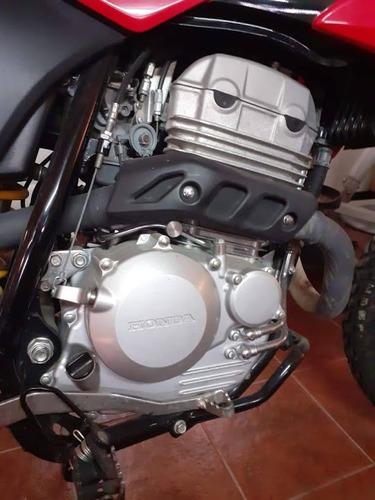 honda modelo 2016 tornado 250