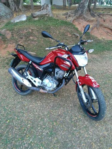 honda moto 160 fan