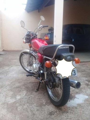 honda moto cg 125 1979