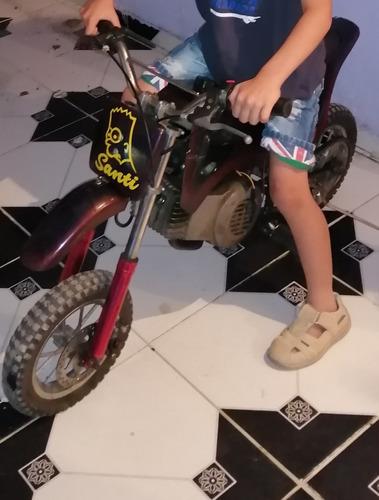 honda moto niño