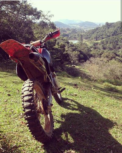 honda moto trilha