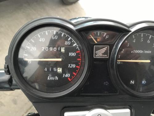 honda motocicleta gl150ds gris 20,000 km