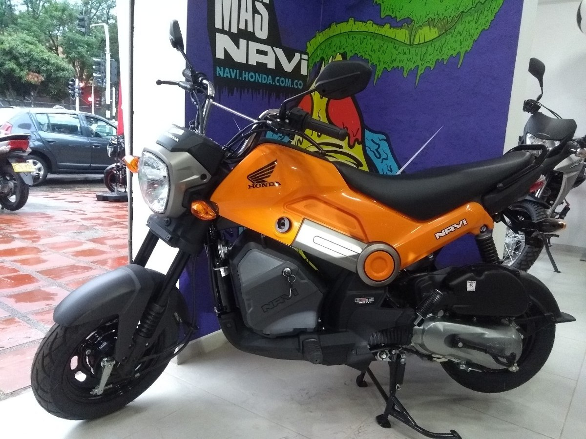 Honda Navi D Nq Np Mco F on Motos Honda Cr