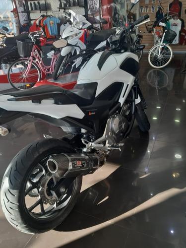 honda nc 700 2016 excelente estado tamburrino motos