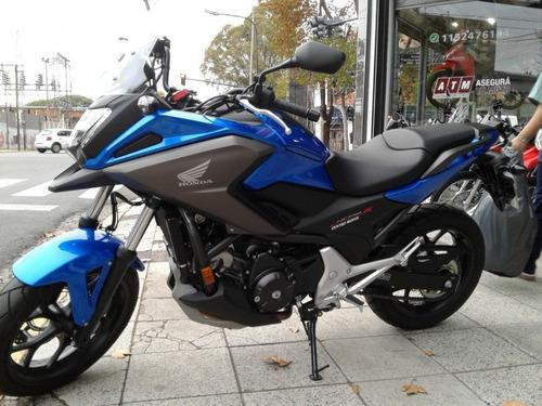 honda nc 750 2018 445 km centro motos