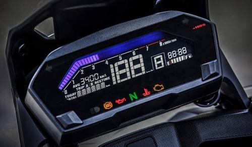 honda nc 750 cc stock modelo 2020 color azul