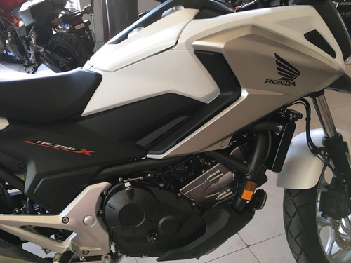 honda nc 750  especial 2018 0 km negra gris