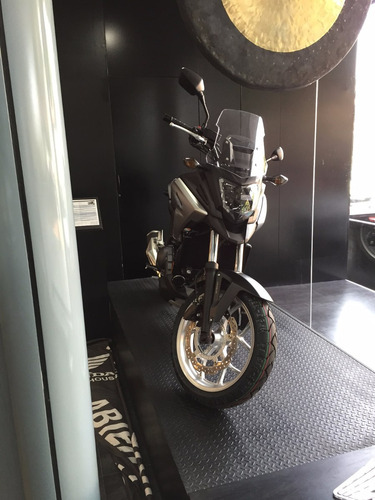 honda nc 750 x cross powerhouse insurgentes motocicleta