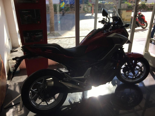 honda nc 750 x / impecable estado / performance bikes /