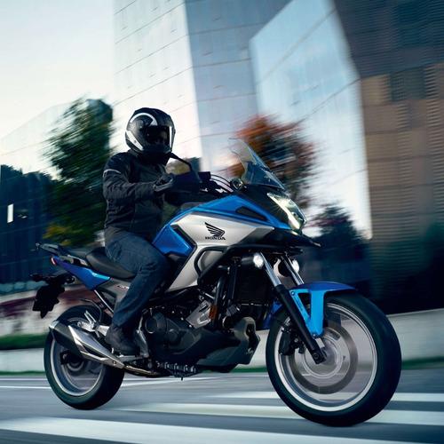 honda nc 750 x touring abs aventura trial ruta dompa motos