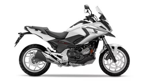 honda nc 750 x turismo aceptamos permuta 0km centro motos